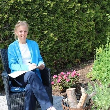 Trädgård och hälsa – artikel i Norra Halland